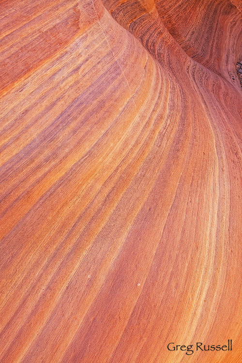 Colorful Sandstone at Valley of Fire State Park, Nevada