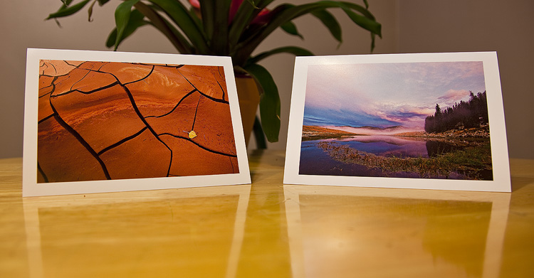 Alpenglow Images greeting cards