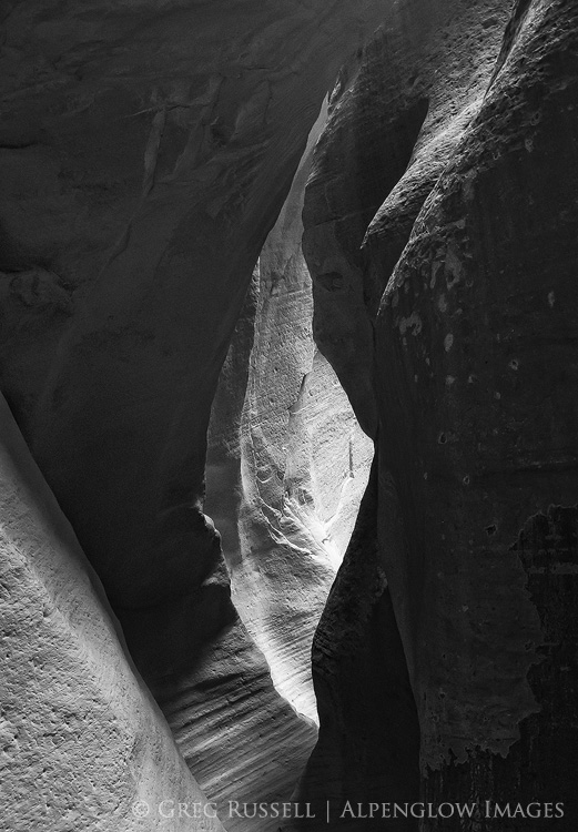 Canyon Abstract 1