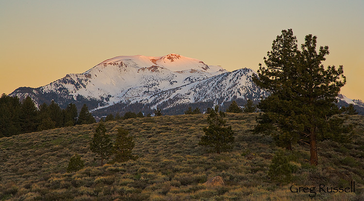 Mammoth Mountain, Mono County, California