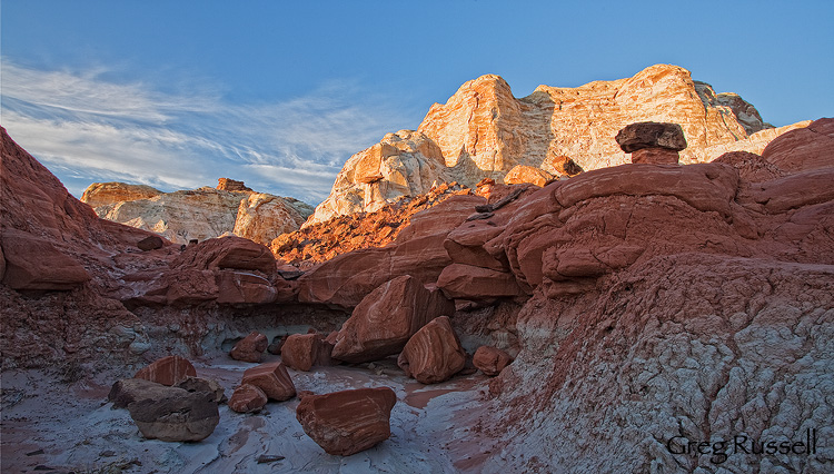 Rimrock Badlands, Grand Staircase-Escalante National Monument
