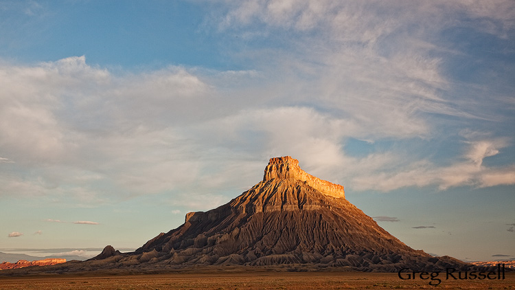 Alpenglow Images | San Rafael Swell images by Greg Russell